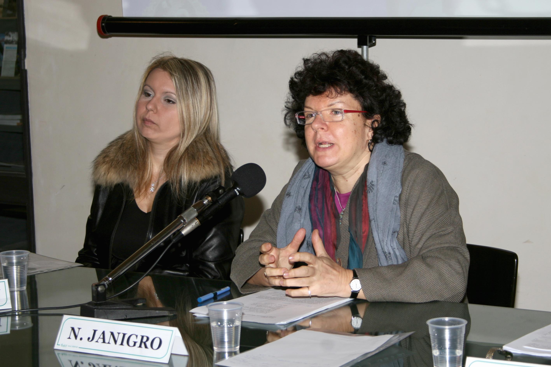 I° Congresso Id-entità mediterranee: N. Janigro