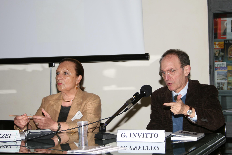 2008,                                                                                                         I° Congresso Id-entità mediterranee: F. Maisetti Mazzei, G. Invitto